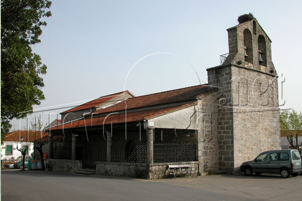 Iglesia parroquial san miguel de valero - Valero salamanca ...